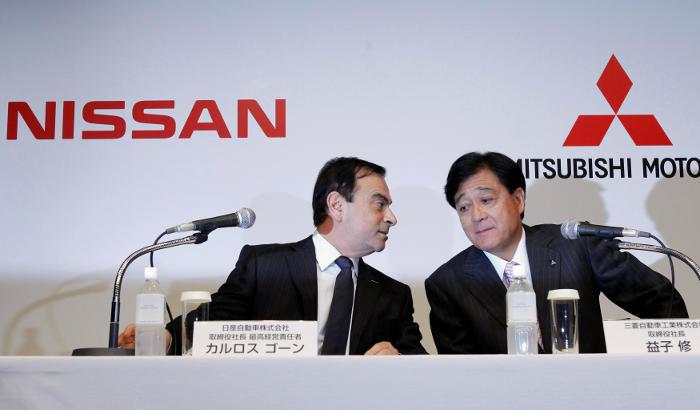 Nissan покупает Mitsubishi Motors