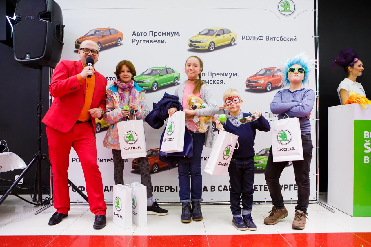 Внимание! В Санкт-Петербурге появились «Тролли» и дерзкий ŠKODA Rapid