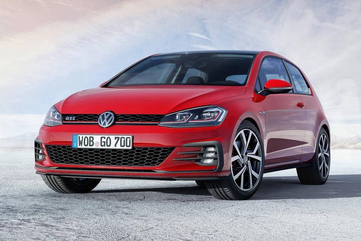 Все, что нужно знать об обновленном Volkswagen Golf
