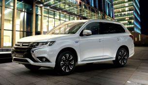Mitsubishi больше не продает электрокары в России