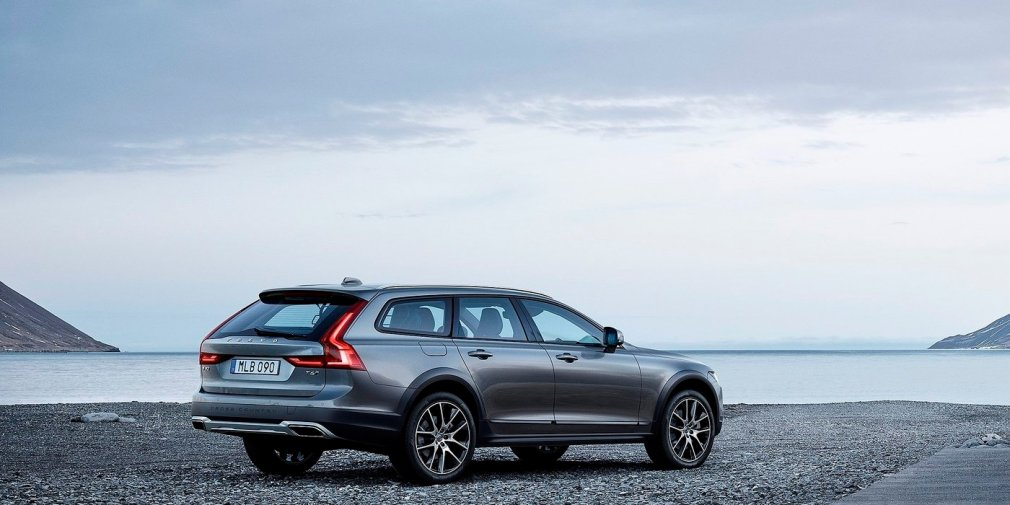 Обнародованы цены на Volvo V90 Cross Country