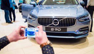 Новый флагман Volvo: еще одна презентация S90 и китайские перспективы роскоши