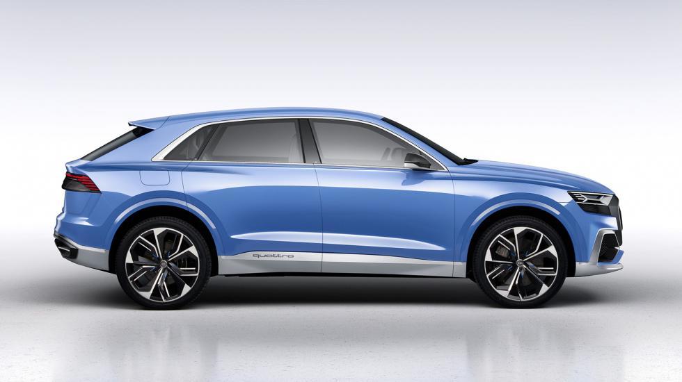 Новый облик Audi