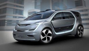 Chrysler готовит селфимобиль