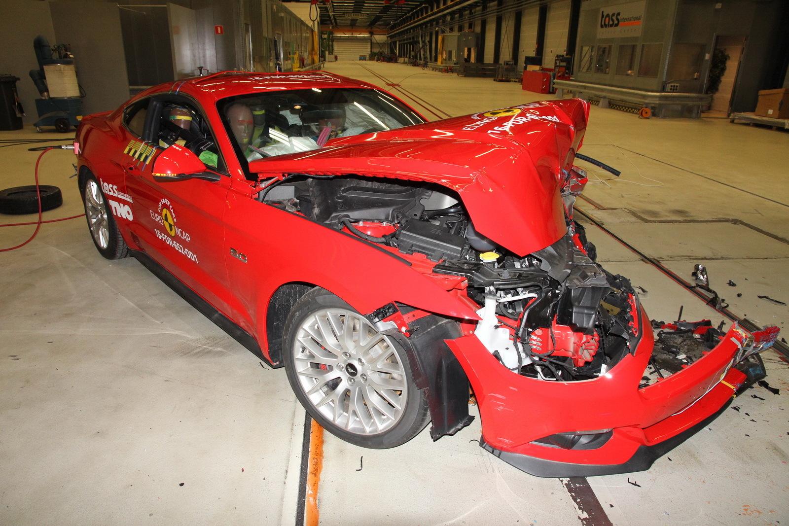 Опасный Mustang