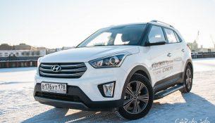 Hyundai выпускает ограниченное издание Creta