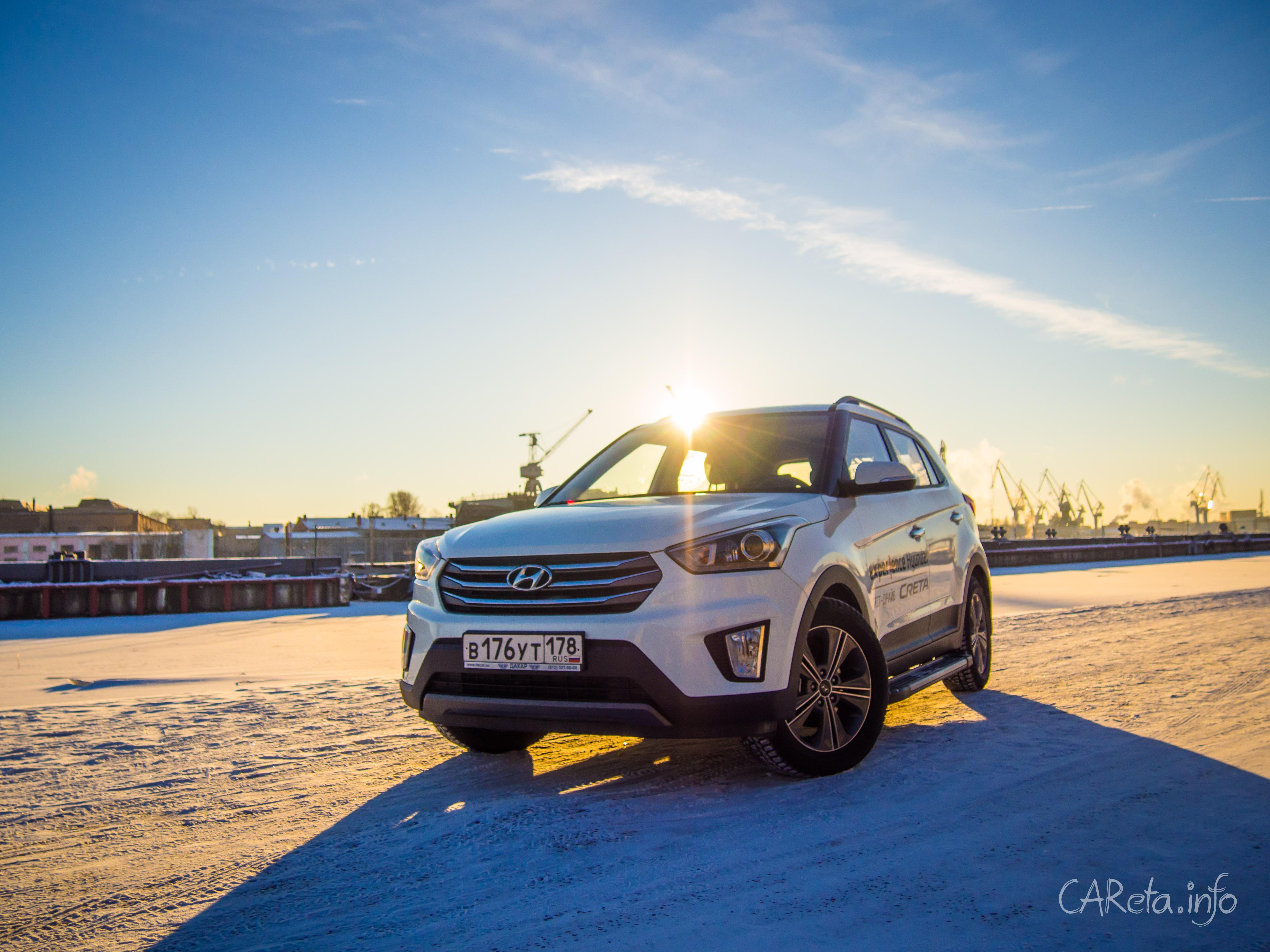 Hyundai обновила комплектации Creta (и добавила новую)