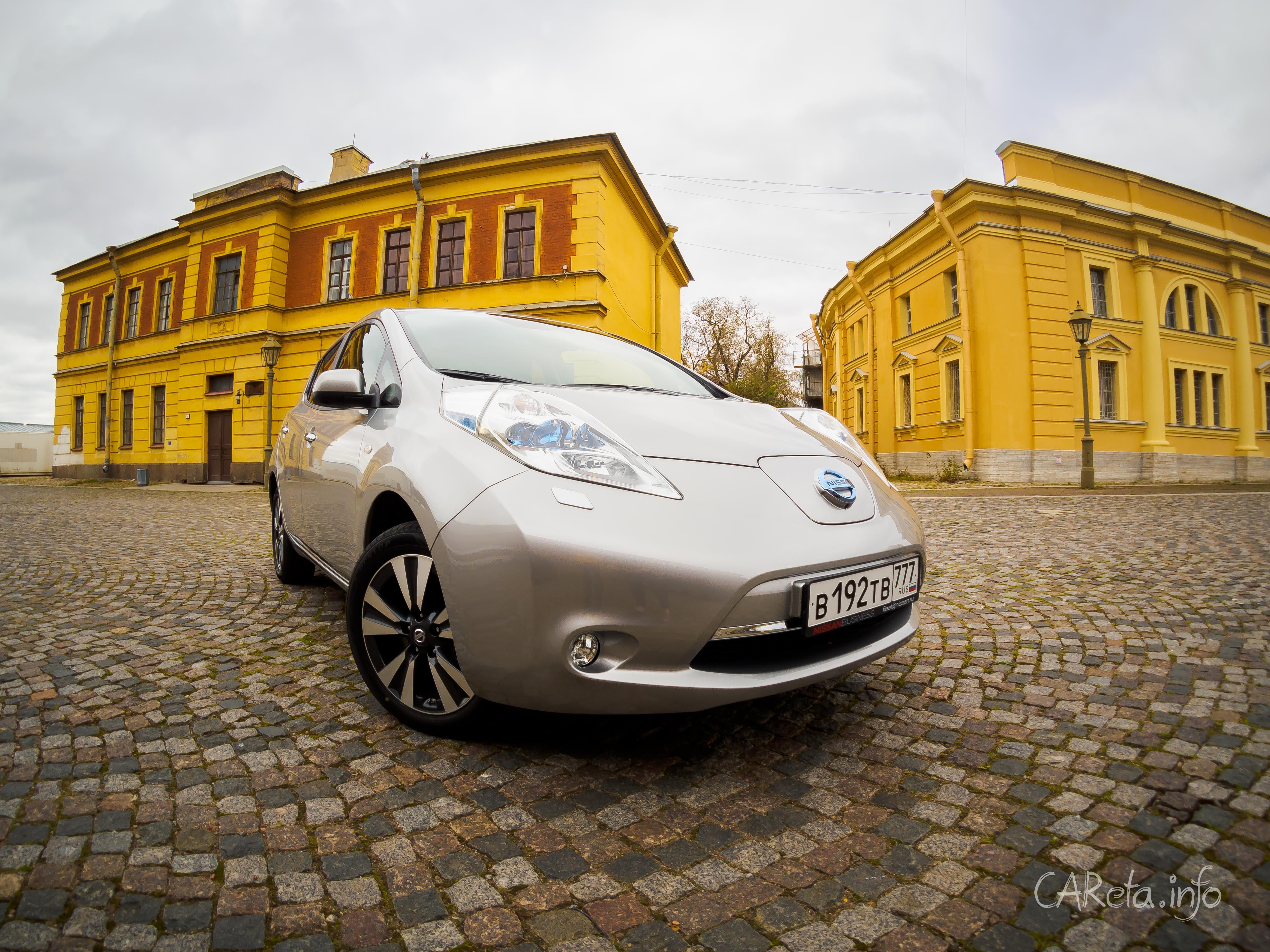 Электрокары в России не приживаются