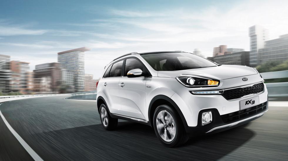 KIA готовит альтернативу Hyundai Creta