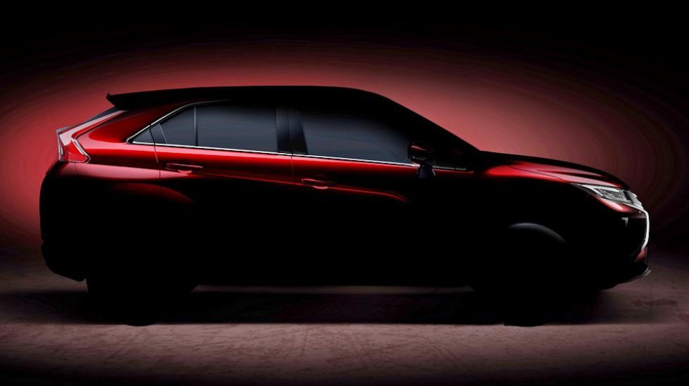 Новый кроссовер Mitsubishi