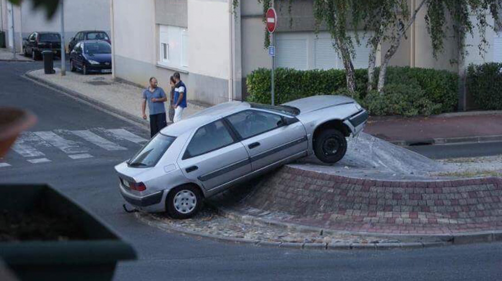 Парковка. Уровень - Бог
