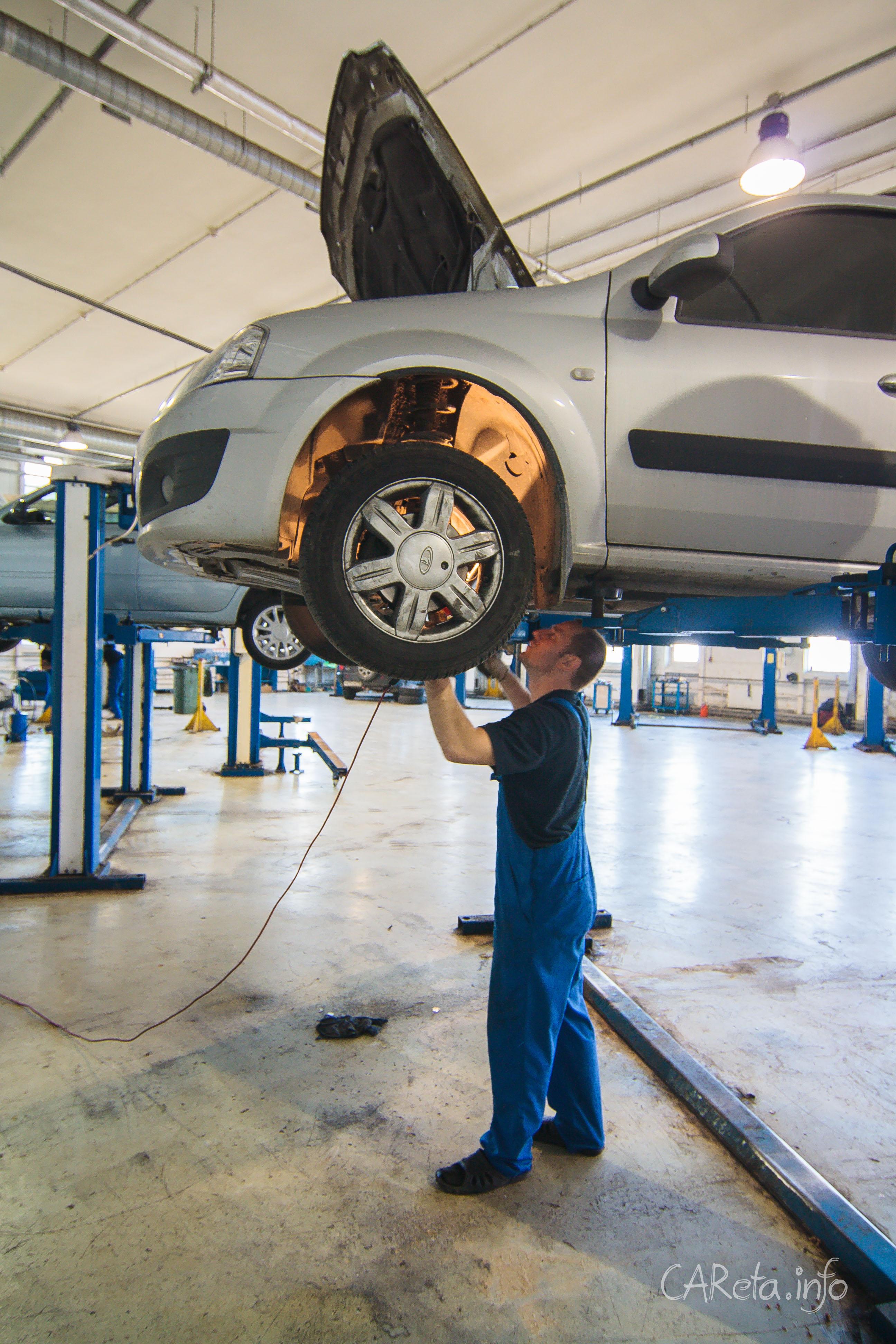Куда ведет отечественная автомобильная промышленность