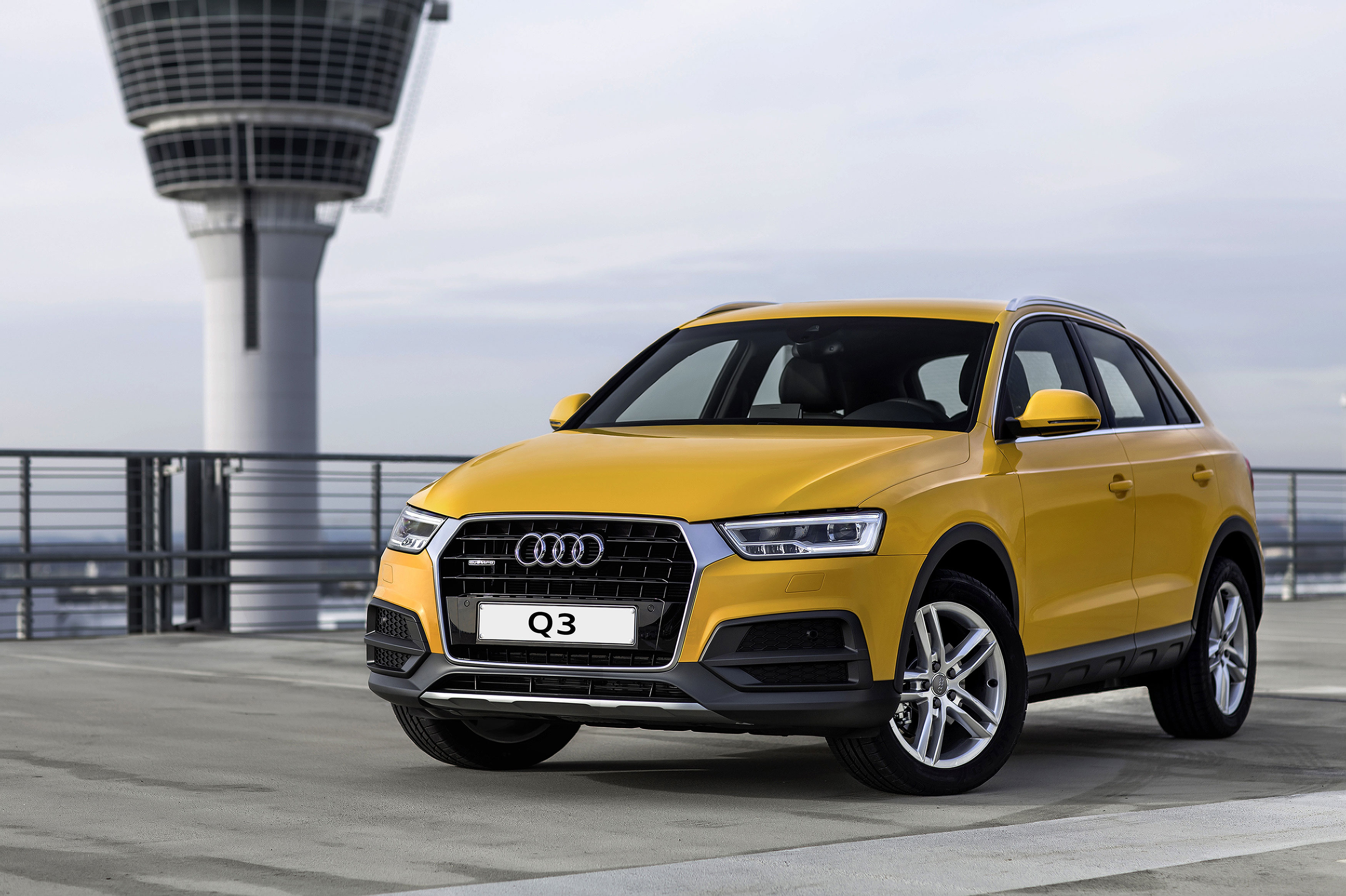 Audi Q3 - спешите купить в Ауди Центре Выборгский!