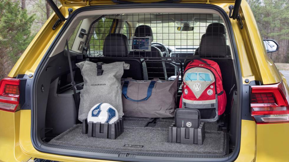VW Atlas выходного дня