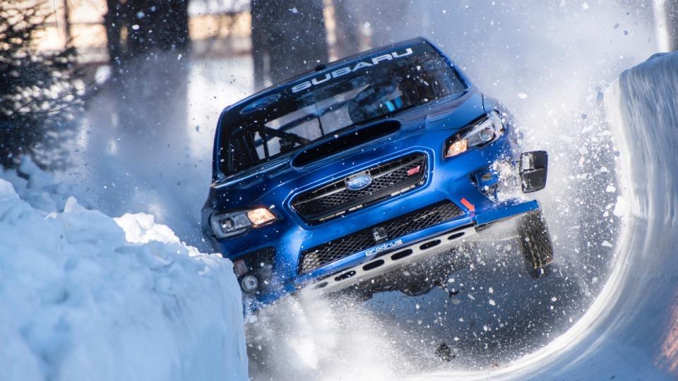 История про Subaru WRX и бобслейную трассу