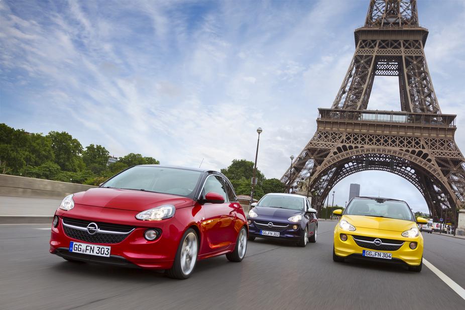 Opel продан