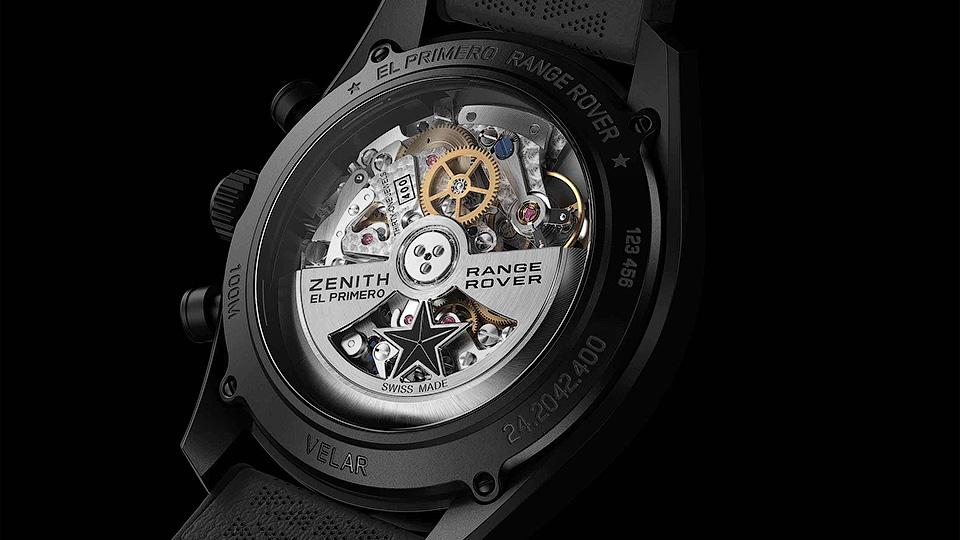 Часы для владельцев Range Rover Velar