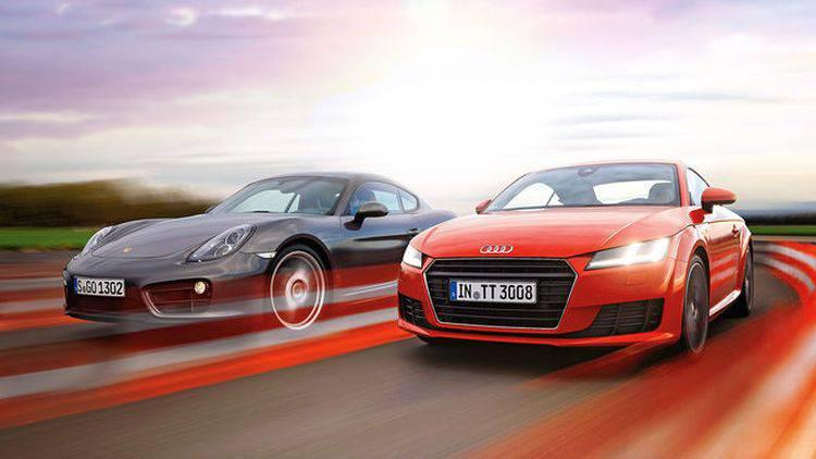 Будущее наступает слишком рано: в Audi и Porsche отказываются от водителей