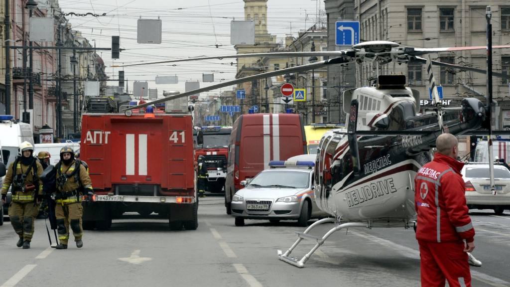 Петербуржцы, без паники!