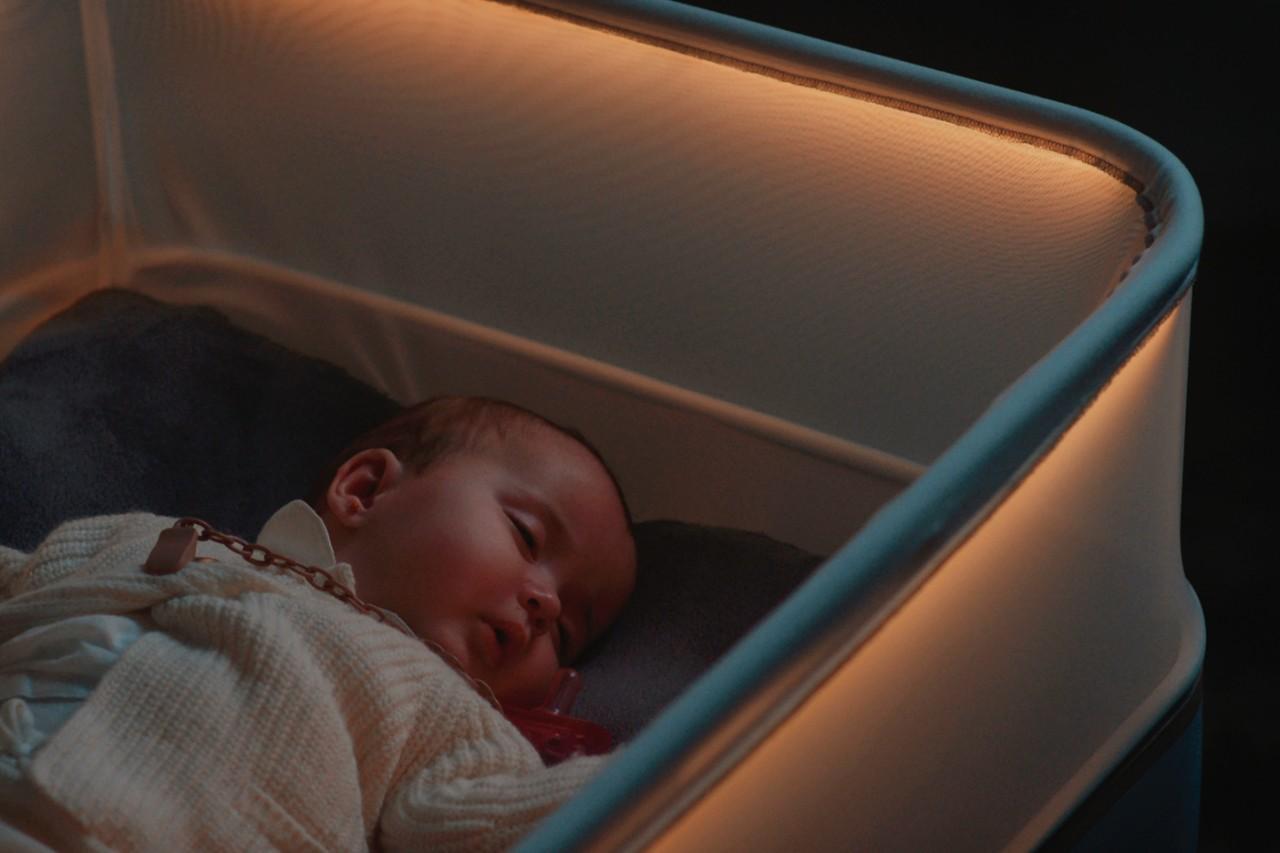 Детская кроватка-автомобиль от Ford