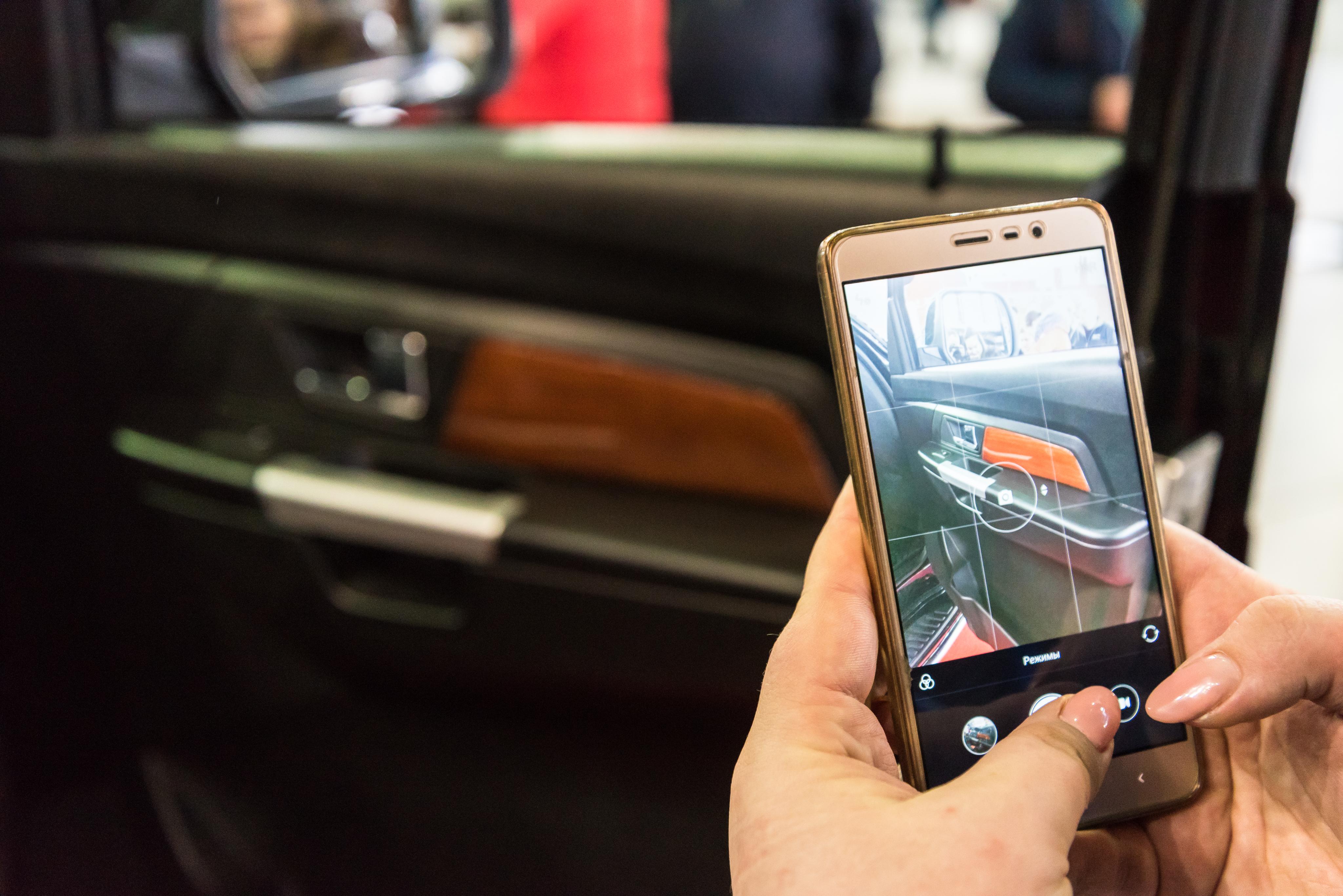 Фотогалерея выставки Мир Автомобиля 2017