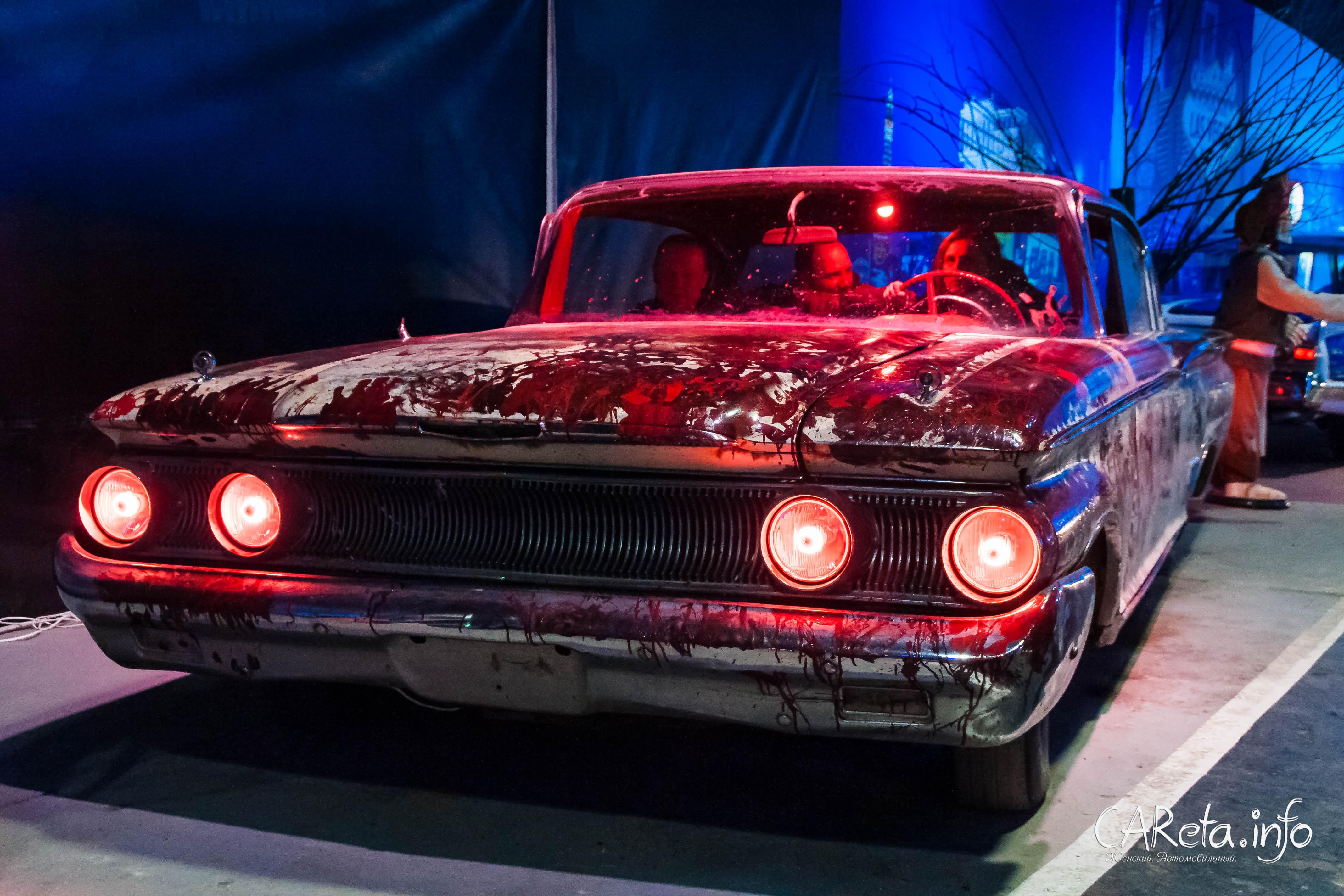 Музей ретроавтомобилей Route 66: лучше меньше, да лучше