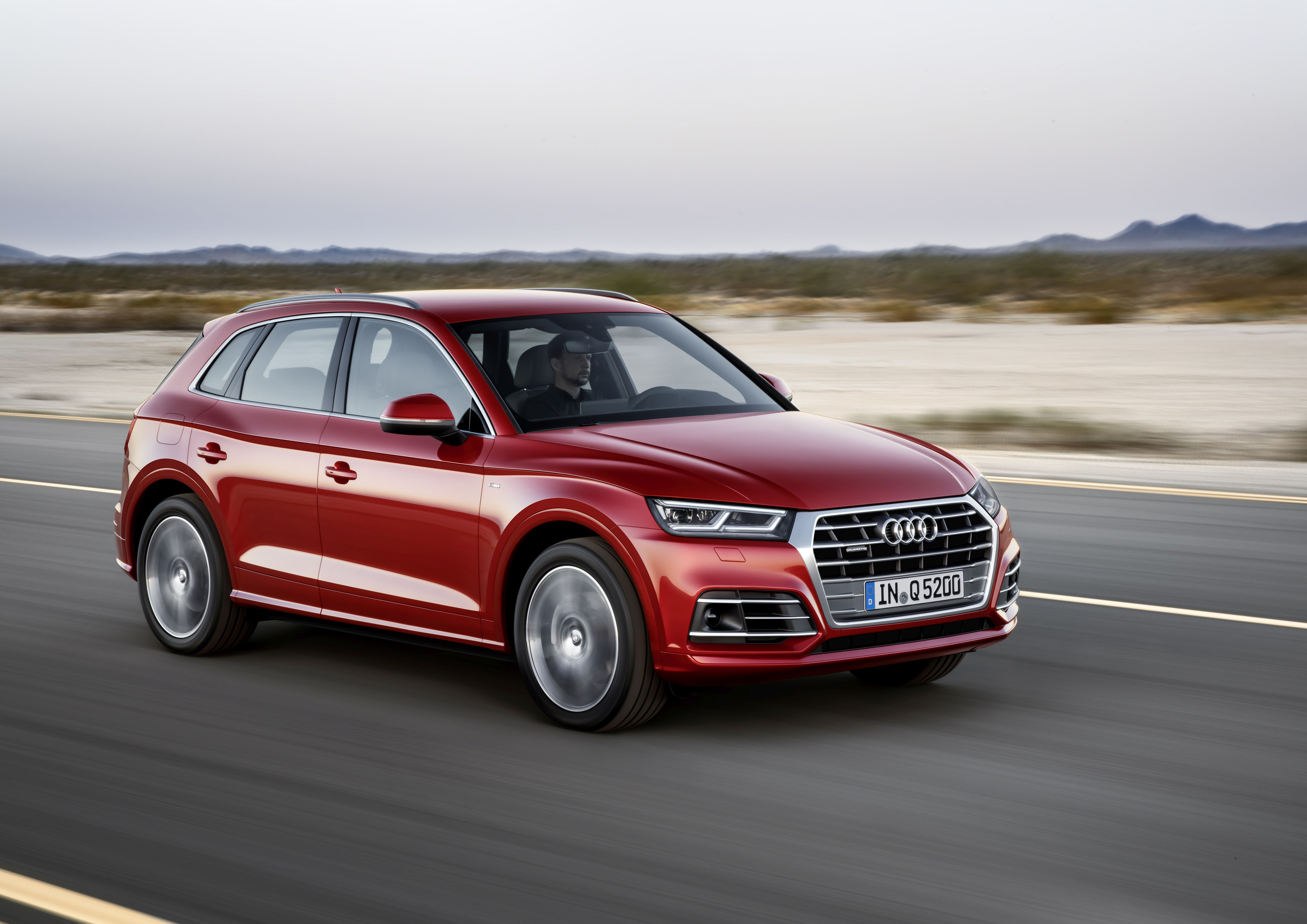 Премьера Audi Q5 в Ауди Центре Выборгский