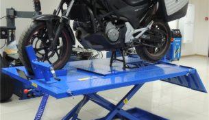 Как выбрать домкрат для мотоцикла?