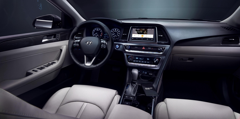 Hyundai возвращает Sonata в Россию