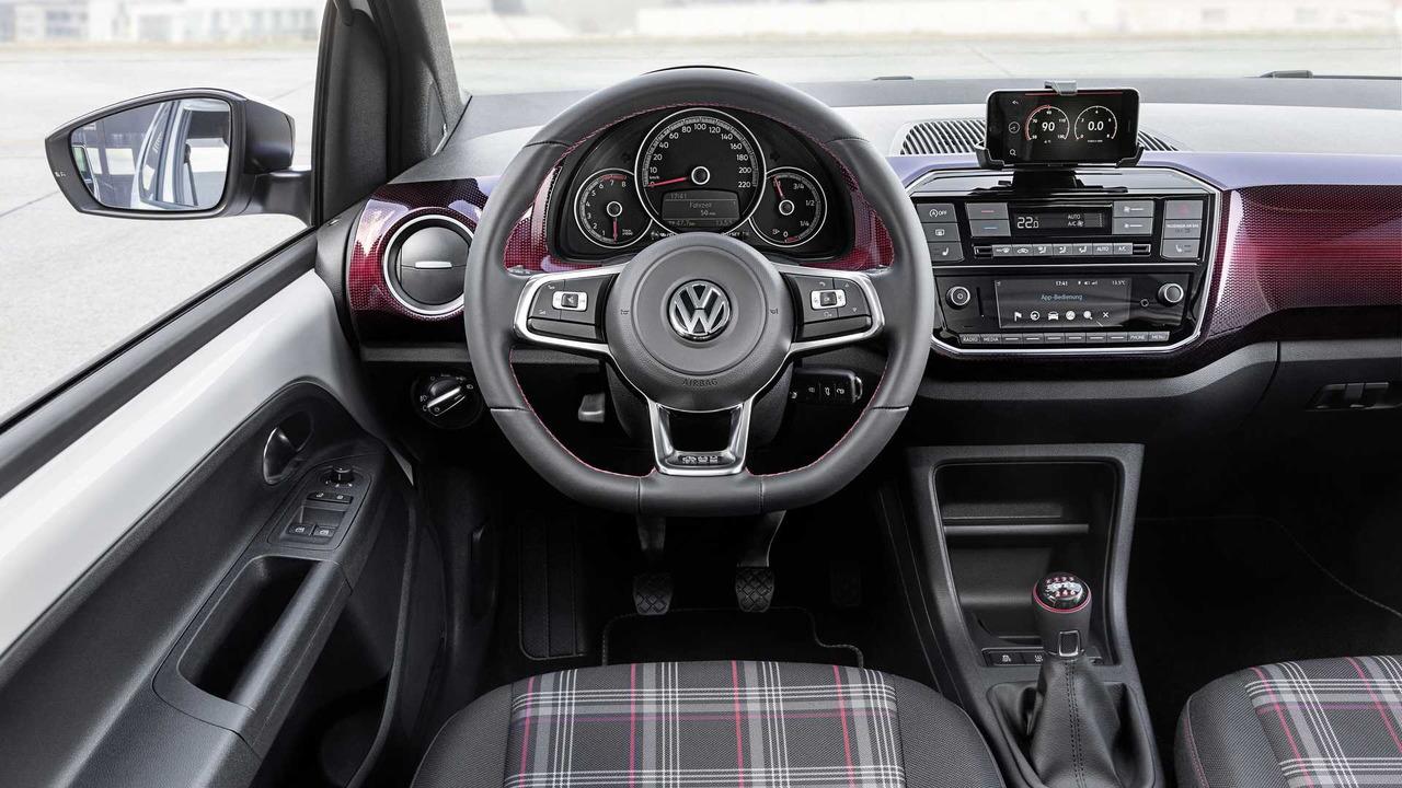 Мал, да удал: VW Up! получил заряженную версию