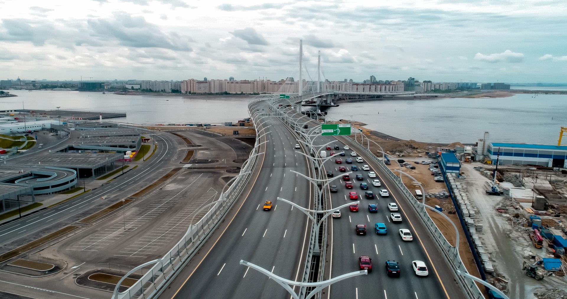 Автомобильная Россия: масштабный флешмоб в Санкт-Петербурге