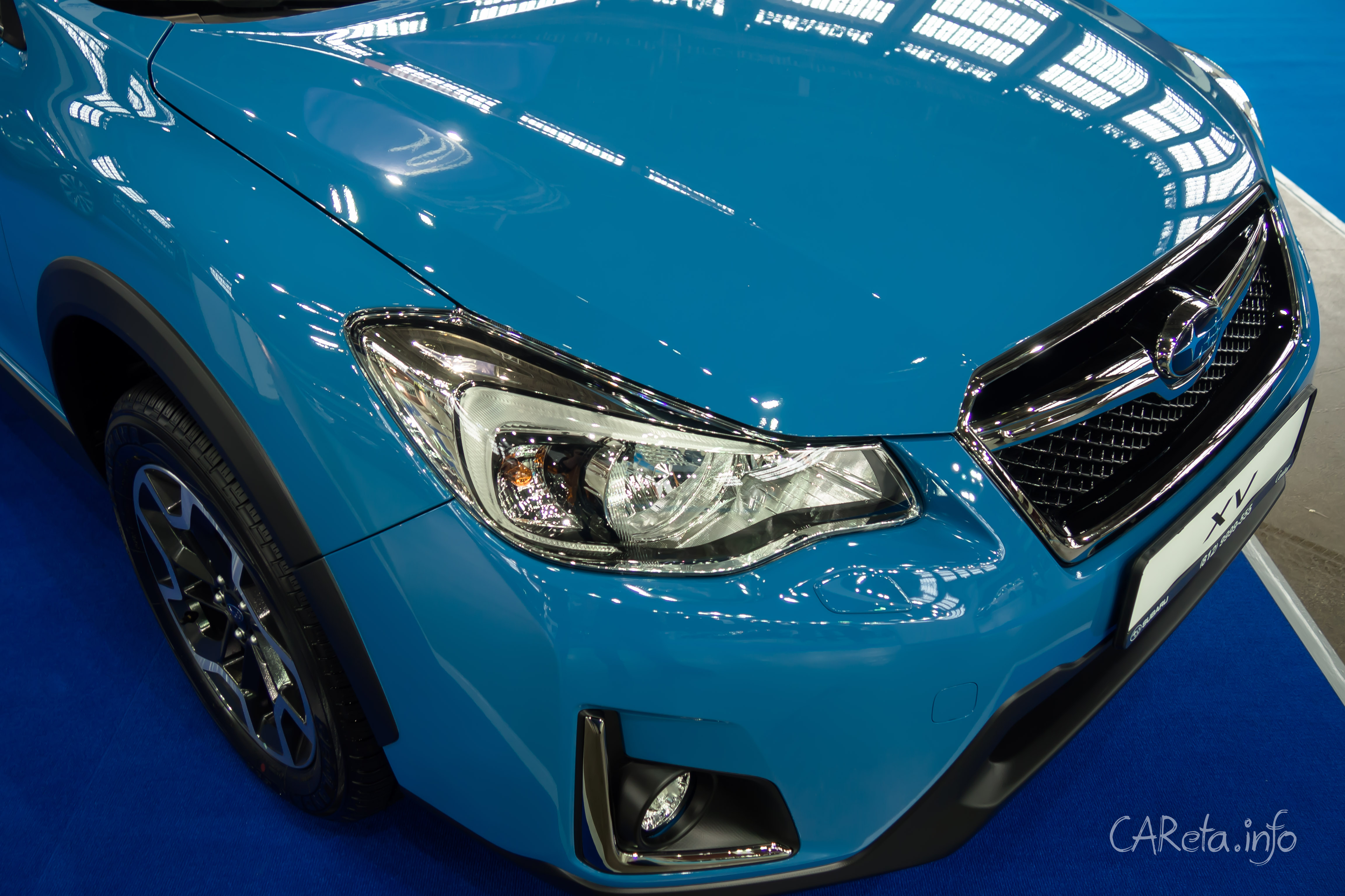 Subaru, вернись!