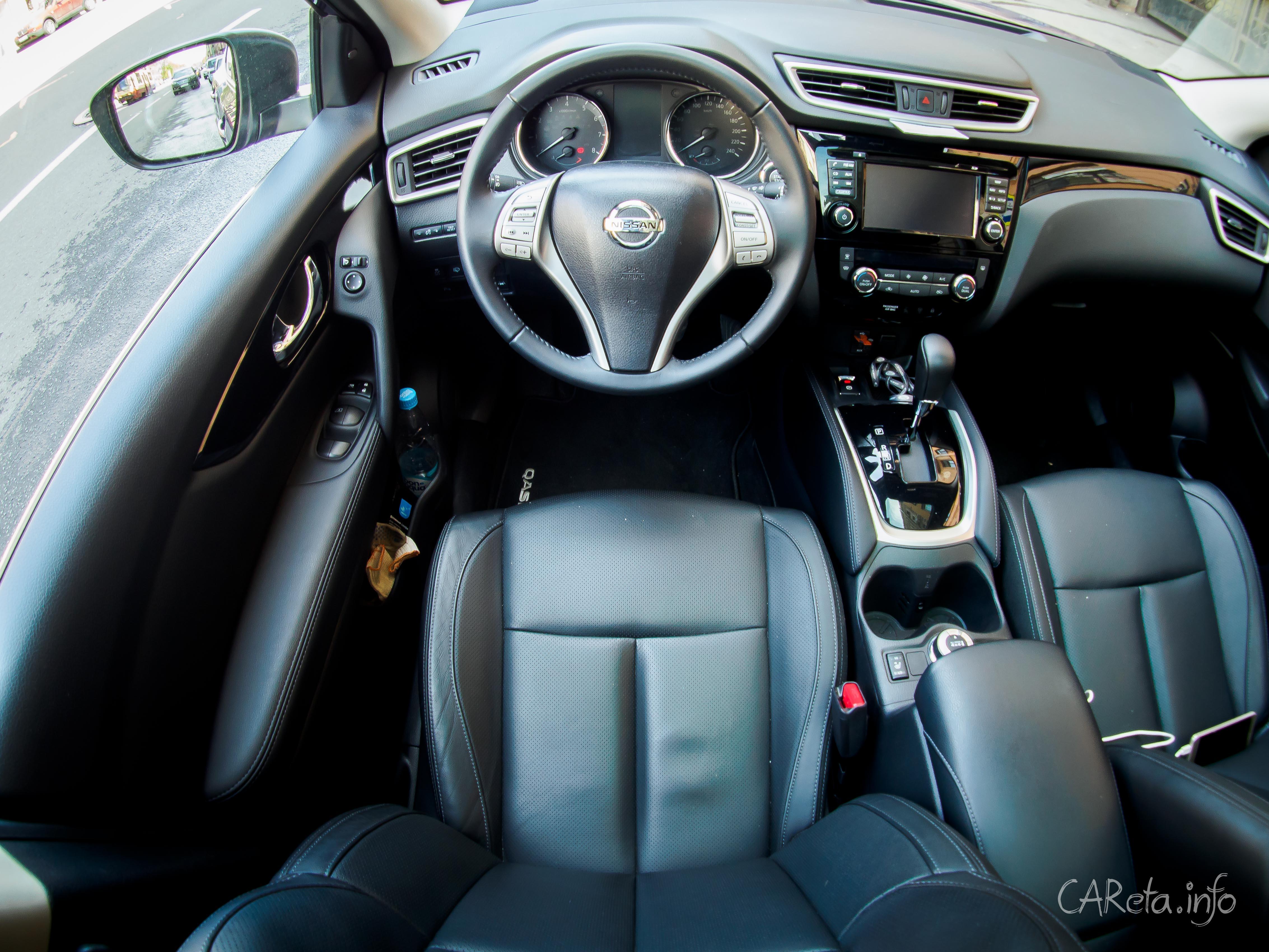 Почему я хочу купить Nissan Qashqai