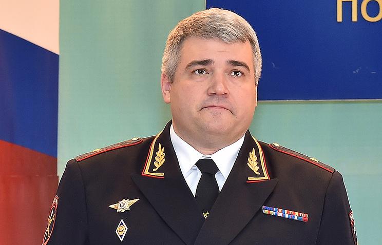 Новый глава ГИБДД России