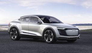 Электромобили Audi: в серию - сразу два