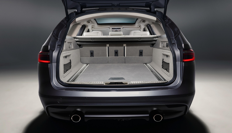 """Сарай"" от Jaguar - XF Sportbrake"