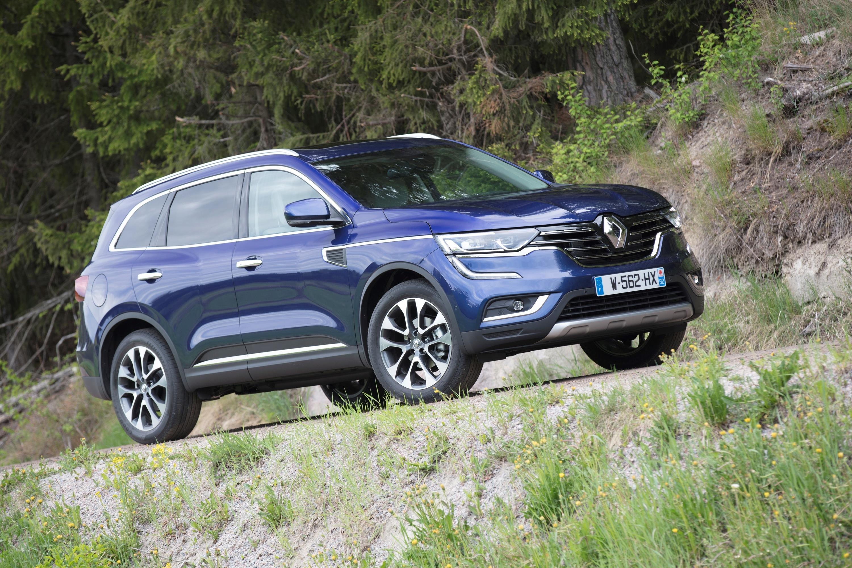 Renault Koleos вернется в Россию