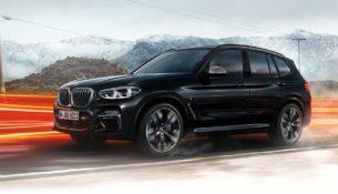 Новый BMW X3 - уже не секрет