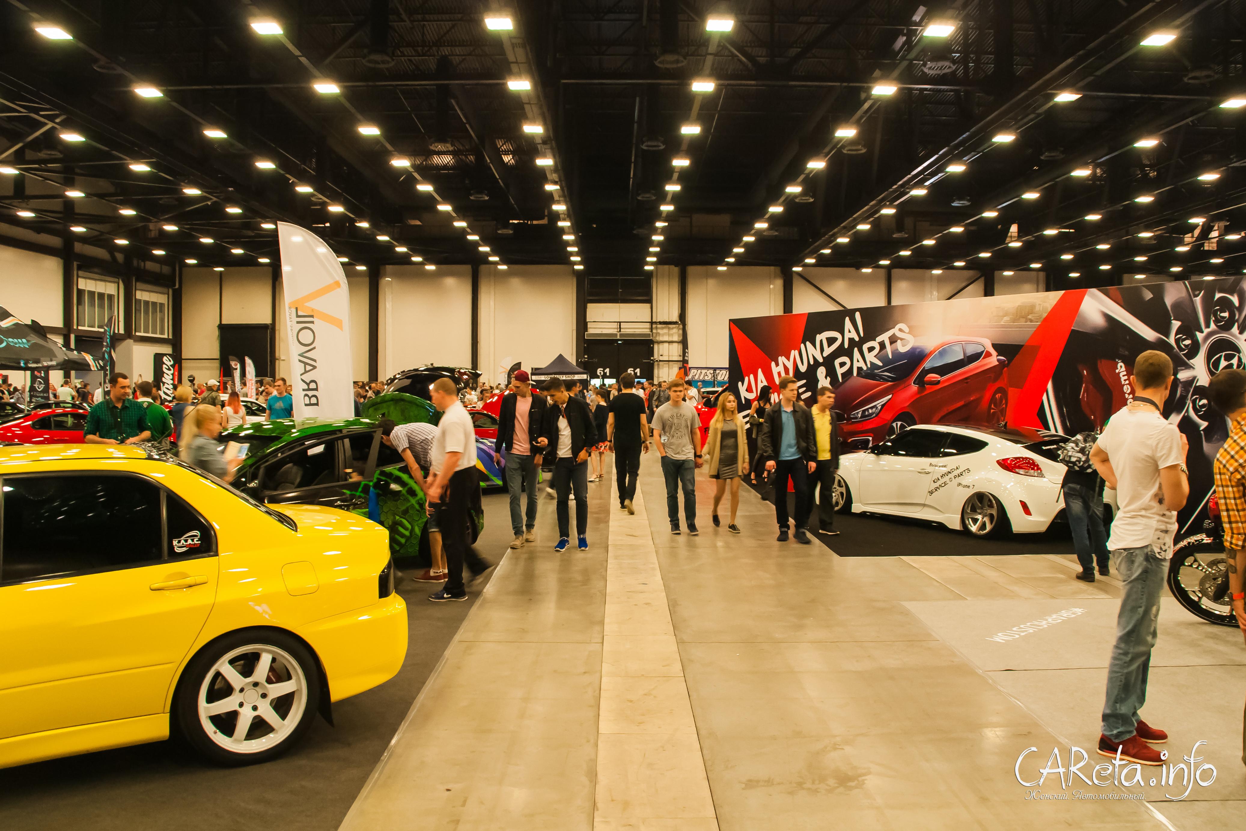 Royal Auto Show X: в Питере жара!