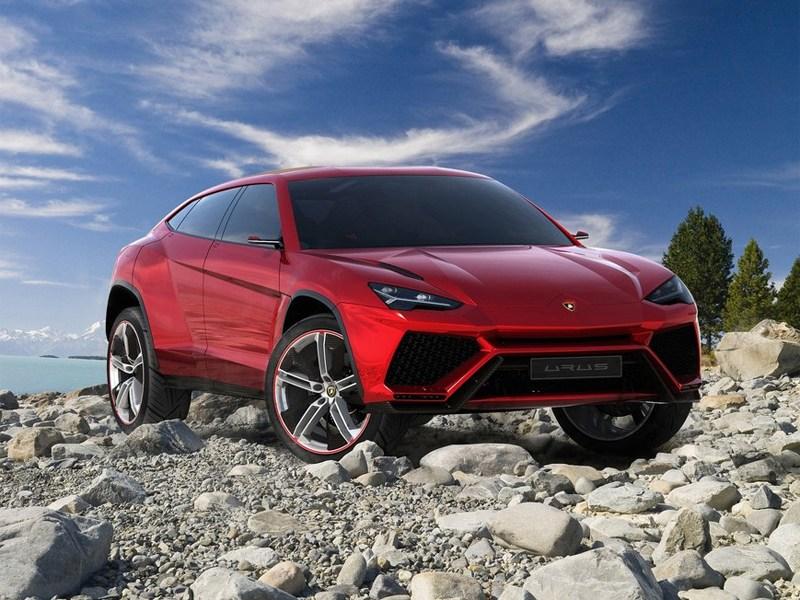 Lamborghini Urus: премьера - 4 декабря