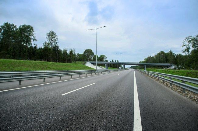 Можно больше: на трассе М11 увеличили скоростной режим