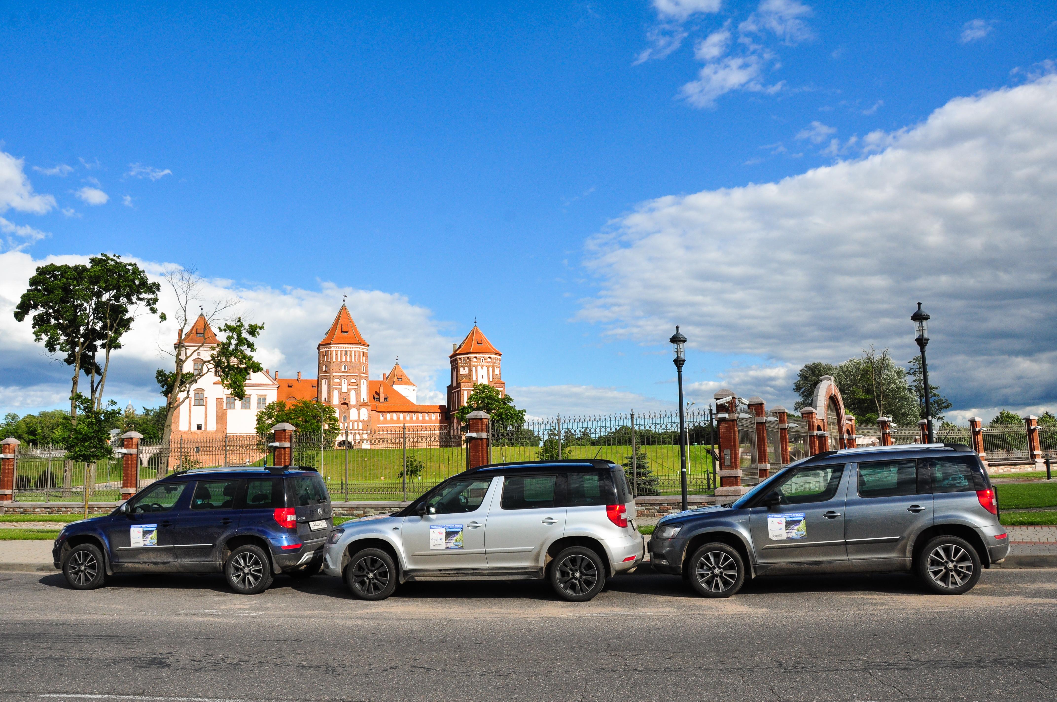 РООА СПБ.АВТО: Путешествие из Петербурга в Минск