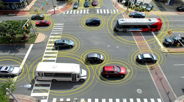 VW заставит автомобили общаться друг с другом