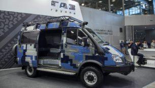 ГАЗ показал свой внедорожник для активного отдыха