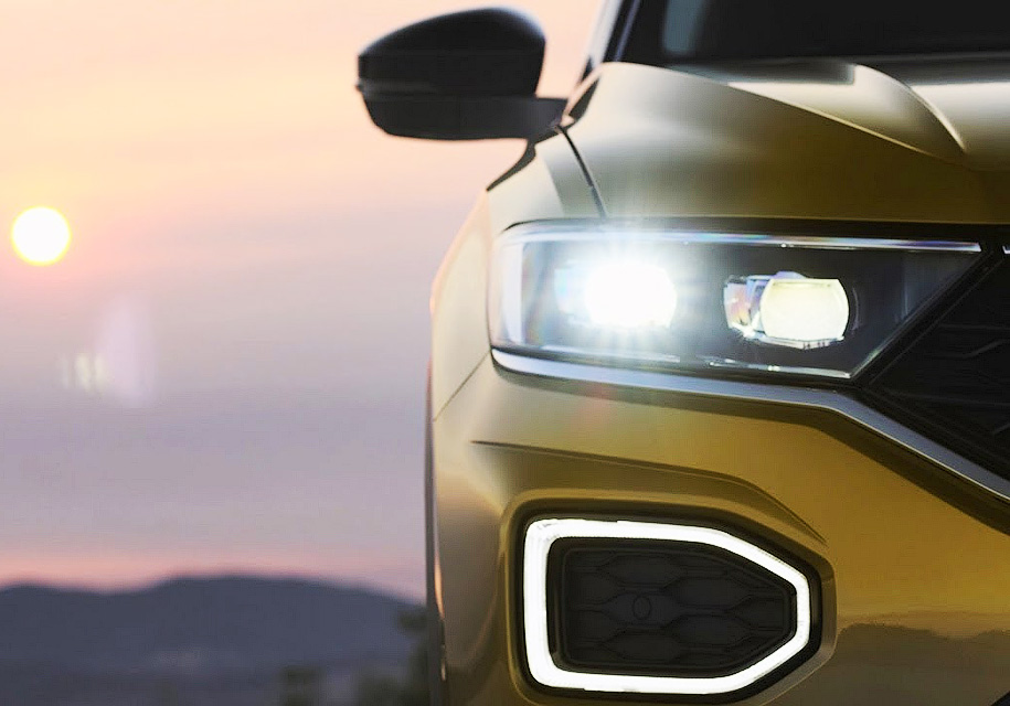 Volkswagen T-Roc доберется до серии