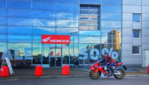 Honda Fireblade SP: новая эра супербайков