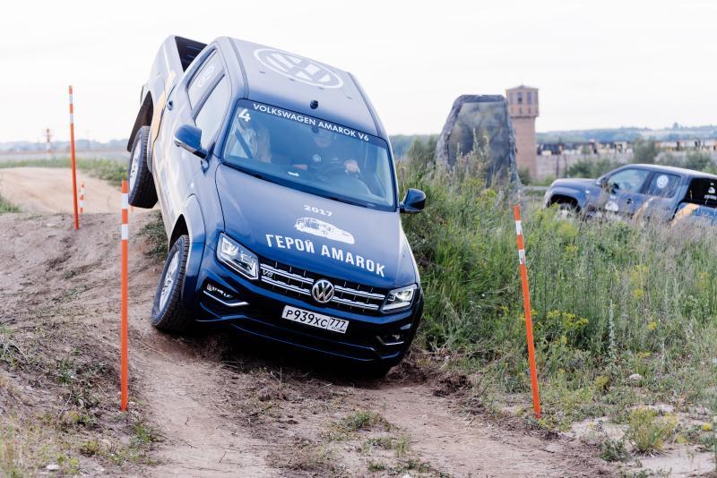 """""""Герой Амарок"""": конкурс мужества от Volkswagen"""