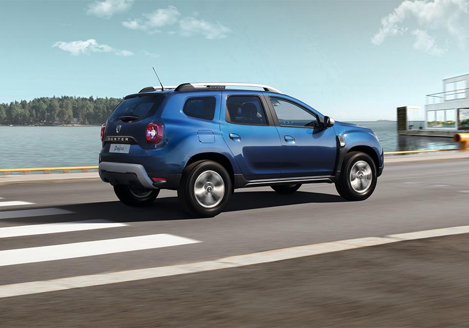 Новый Duster: пока еще Dacia, но уже ждем Renault