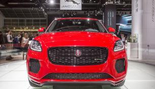 JLR будет называть свои машины по-новому