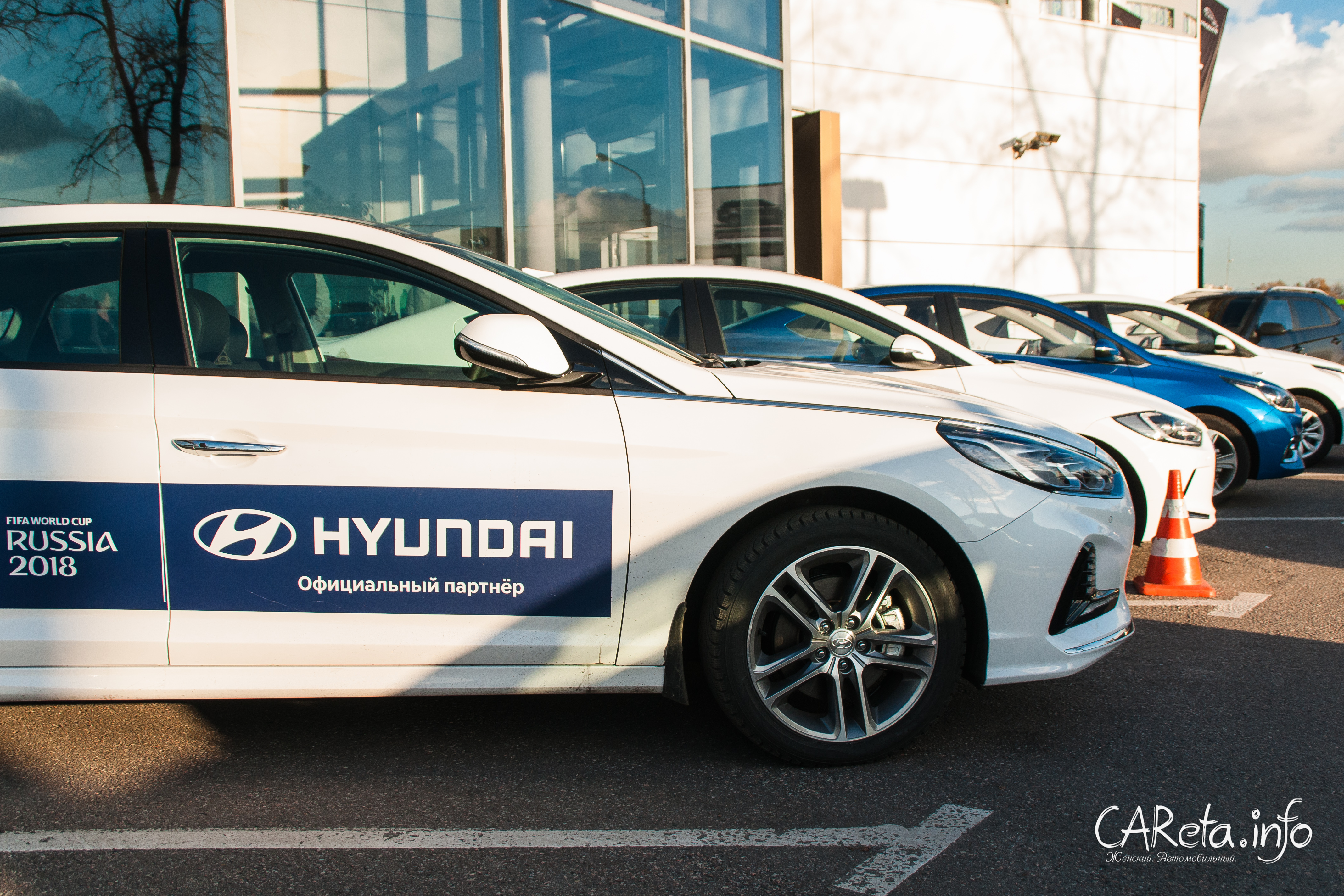 Новая Hyundai Sonata - продажи уже начались!